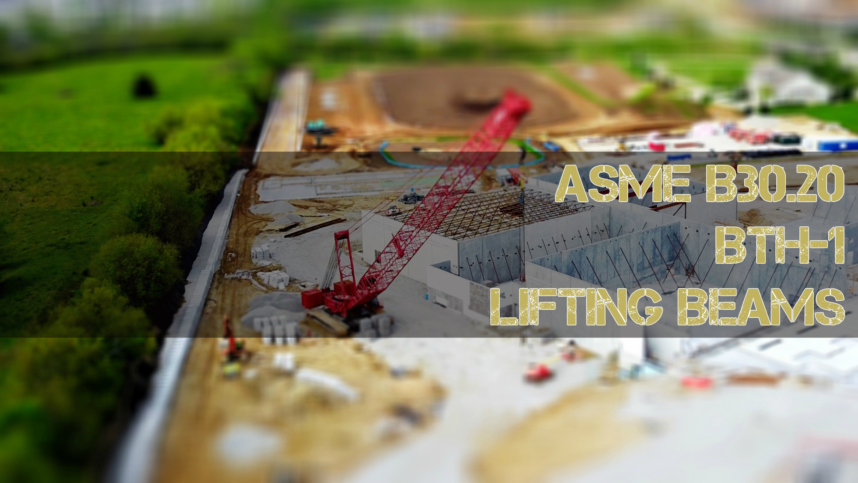 Asme B30 20 Bth 1 Lifting Beams Basepoint Engineering